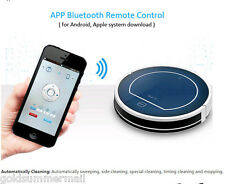 ILIFE V7 Smart Mute Sweeping Robotic Automatic LCD Rechargeable Vacuum Cleaner