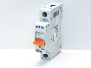 EATON C63 63Amp 63A 10KA 230-400V XPOLE PLSM-C63 TYPE C MCB Brand New