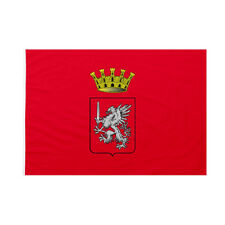 Bandiera da pennone Comune di Grosseto 50x75cm