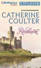 Medieval Song: Rosehaven 5 by Catherine Coulter (2014, MP3 CD, Unabridged)
