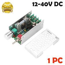 12V-40V 120W DC Motor Speed Controller PWM Regulator Reverse Switch 15kHz Z2B9