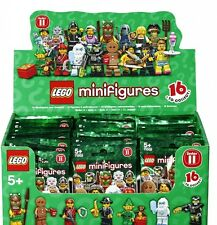 NEW SEALED LEGO 71002 Box/Case of 60 MINIFIGURES SERIES 11