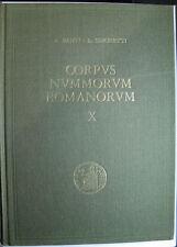 BANTI - SIMONETTI CORPUS NUMMORUM ROMANORUM Vol. X: da TIBERIO a DRUSO
