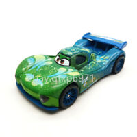 "Disney Pixar Cars 2 ""CARLA VELOSO"" World Grand Prix Metal 1:55 Diecast Loose New"