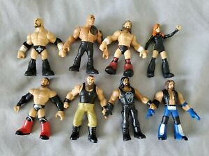 Wrestling Action Figure, match-used at Hardcore Justice w/ autographs & Hologram