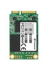 256GB Transcend Premium mSATA MSA370 disco de estado sólido SATA III 6Gbps