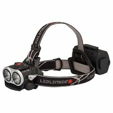 LED Lenser XEO 19r Rechargeable Head Torch ZL7219R - 2000 Lumens Black