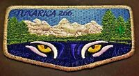 TUKARICA OA LODGE 266 BSA ORE-IDA COUNCIL ID 2008 ArrowCorps 5 AC5 SMY FLAP RARE