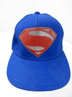 Superman Man of Steel DC Comics Snapback Adult Cap Hat