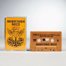 Downtown Boys COST OF LIVING Sub Pop NEW METALLIC GOLD COLORED CASSETTE TAPE