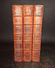 1719 Vertot HISTOIRE DES REVOLUTIONS GOUVERNEMENT REPUBLIQUE ROMAINE 3 Vols