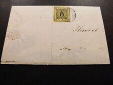 Germany Baden SC2 Partial 1850s?