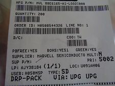 Marvell Gig-e Switches - 88e6165 200 Piece Lot - NEW - Factory Sealed