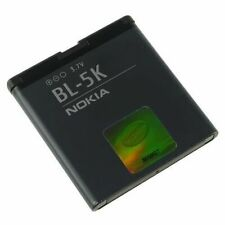 Genuine Nokia BL-5K Battery for Nokia C7-00 N85 N86 8MP ORO X7-00 701 1300mAh UK