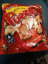 500 Piece Jigsaw Puzzle Potato Chip Puzzle. Bran 00006000 D New Sealed Bag!