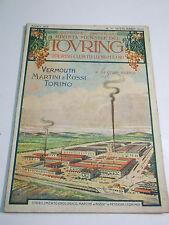 TOURING CLUB ITALIANO SET. 1913 BIANCHI AQUILA ITALIANA CONEGLIANO VITTORIO 253