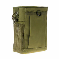 Military Tactical Magazine Utility Drop Dump Pouch Molle Military Gun Ammo Bag