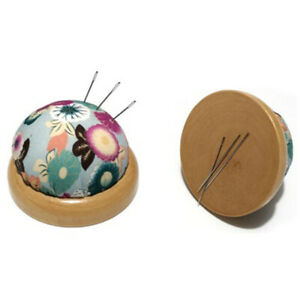 1Pc Dual-use Magnetic Pin Cushion Needle Suction Picker Holder Storage Sewing