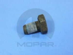 Mopar 06503465 Clutch Flywheel Bolt
