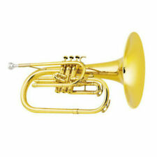 King 1121 Ultimate Marching Mellophone MINT QuinnTheEskimo