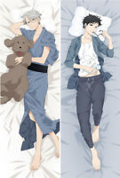 Yuri on Ice Victor Nikiforov Anime Male Dakimakura Hug Body Pillow Case Cover