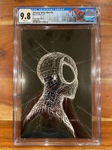 The Amazing Spider-man #55 1st Print Gleason Virgin Variant CGC 9.8