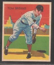 1934-1936 Diamond Stars BB #5 Tommy Bridges NrMt Tigers