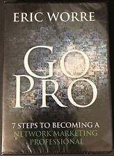 Go Pro : 7 Steps to Becoming a Network Marketing Professional (2013, CD)