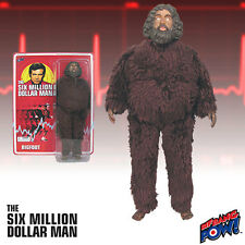 "Six Million Dollar Man BIGFOOT 10"" Action Figure"