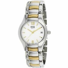 ESQ by Movado Men's Previa Two-Tone Stainless Steel Watch - Model 07300671