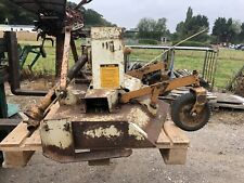 More details for wood tripple blade rotary mower