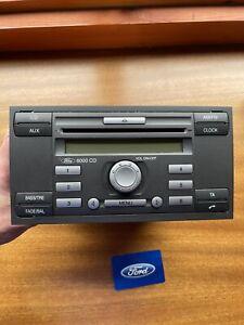 Ford Fiesta 02-10 Mk6 6000 Radio/CD/Stereo Head Unit 0000407091 (Good Condition)