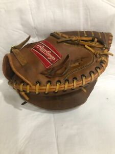 Rawlings RCM7 Lite Toe Baseball Catchers Glove Youth Right Hand Throw