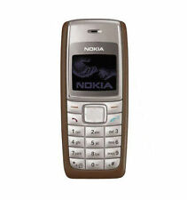 Nokia  1110i - Dunkelbraun (Ohne Simlock) Handy