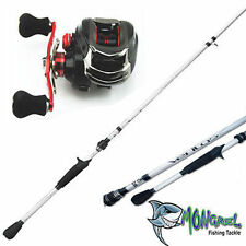 New Baitcaster Rod & Reel Combo reel great value Fishing Rod and Reel Combo
