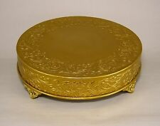 Wedding Cake Stands Plates in TypeCake Stand ColorGold eBay