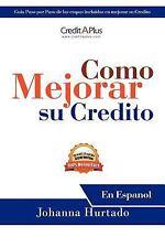Como Mejorar Su Credito: En Espanol (Spanish Edition)-ExLibrary