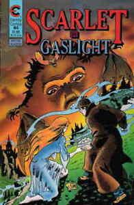 Scarlet in Gaslight #4 FN; Eternity   save on shipping - details inside
