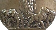 Regno d'Italia (1914-18) Medaglia 36 mm.