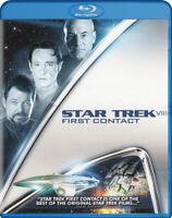 STAR TREK - FIRST CONTACT (VIII) (BLU-RAY) (BLU-RAY)