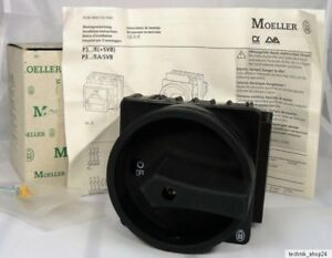 Moeller Installation Main Switch P3-63/EA / Svb-Sw/N New Boxed