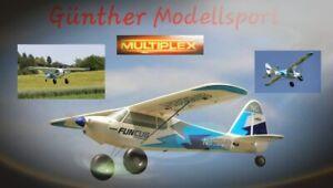 Multiplex BK FunCub NG blau, 1-01525 Günther Modellsport