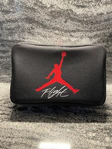 Nike Air Jordan Shoe Box Bag 9B0388-KG5 Black Cement Grey Red NWT