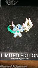 Disney Store.com Stitch & Houdini cousin trading pin Lilo 98046P LE 250