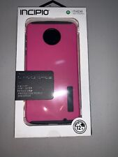 Incipio Dual Pro Dual-Layer Protection Case for Motorola Moto Z Droid- Pink