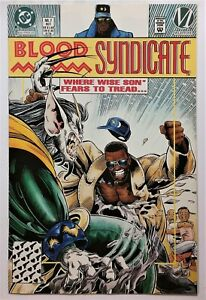 Blood Syndicate #7 (Oct 1993, DC) VF