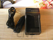 Battery Charger for Panasonic Lumix DMC-TS3 DMC-TS2  DMC-TS1