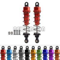 2P 1/10 Aluminum Oil Adjustable Shocks Absorber 75MM For RC HPI HSP Tamiya CC01