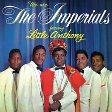 THE IMPERIALS & LITTLE ANTHONY - WE ARE THE IMPERIALS   CD NEW+