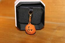 Juicy Couture Jack-o'-lantern pumpkin Charm